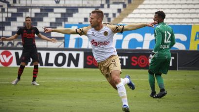 Liga1 Movistar: Cusco FC inició su participación en la Fase 2 con un triunfo ante Melgar