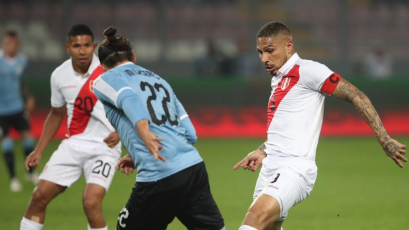 Perú empató 1-1 con Uruguay en amistoso disputado en el estadio Nacional (VIDEO)