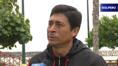"""Ramón Perleche: """"Los jugadores tienen que madurar en Reserva para jugar en Primera"""""""