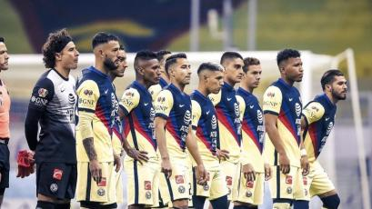Pedro Aquino fue titular y dio una asistencia en el triunfo del Club América por la Liga MX