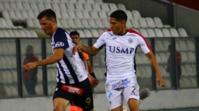 San Martín y Alianza Lima igualaron en el Estadio Nacional