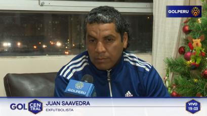 Juan Saavedra: