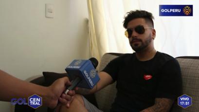 """Víctor Cedrón: """"Espero tener continuidad para volver a salir al exterior"""""""