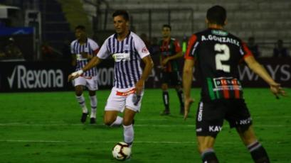 Copa Libertadores: Alianza Lima perdió con Palestino en la última jornada