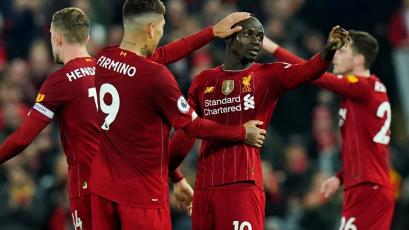 Liverpool cierra el 2019 como el mejor equipo de la Premier League y del mundo