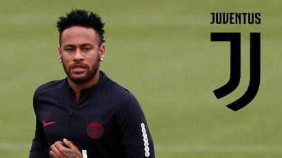 Juventus se mete en la lucha por Neymar