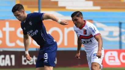 Liga1 Betsson: Alianza Universidad igualó 1-1 ante Cienciano por la fecha 15 de la Fase 2 (VIDEO)