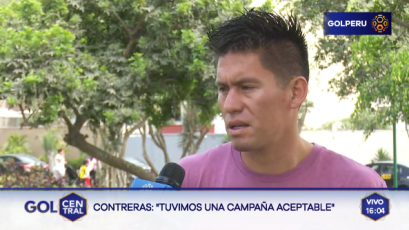 """Orlando Contreras: """"Cantolao es una institución que siempre piensa en grande"""""""