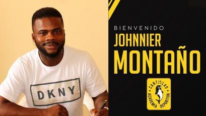 OFICIAL: Johnnier Montaño es nuevo jugador de la Academia Cantolao