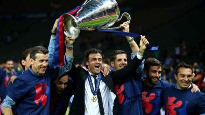 Luis Enrique reveló el secreto del Barcelona campeón de la Champions League en 2015