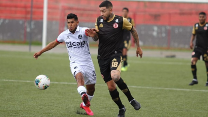 Liga1 Movistar: UTC y Melgar no se sacaron diferencias en Cajamarca (VIDEO)