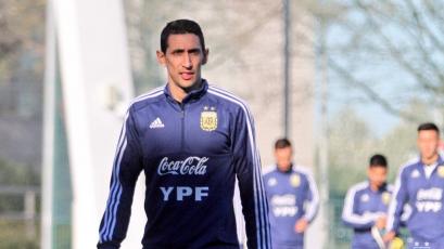 Selección Argentina: Ángel Di María se lesionó y quedó desafectado de la convocatoria