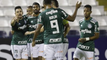 Palmeiras venció a Alianza Lima en Matute