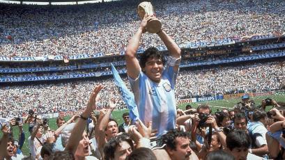 Diego Armando Maradona está de cumpleaños y recordamos los títulos que obtuvo como jugador