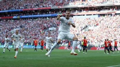 Rusia 2018: Rusia superó en tanda de penales a España y avanzó a cuartos de final