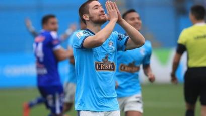 Sporting Cristal: Paulo Gallardo, la promesa celeste de 19 años dejó el fútbol por motivos religiosos