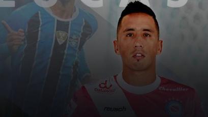 Lucas Barrios ya no jugará en el Junior de Alberto Rodríguez