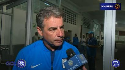 """Pablo Bengoechea: """"Tomás Costa tenía que jugar para adaptarse al fútbol peruano"""""""