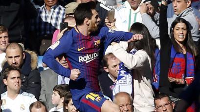 Lionel Messi llegó a los 400 partidos en La Liga