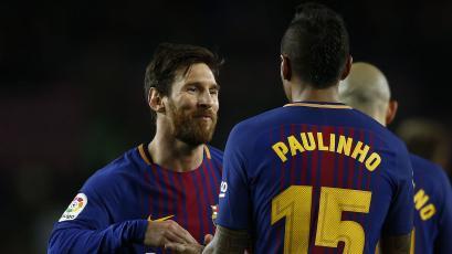 La Liga: Barcelona sigue en lo más alto
