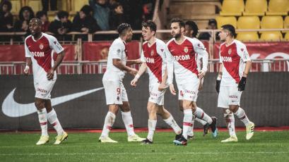 Mónaco vuelve al triunfo frente al Toulouse