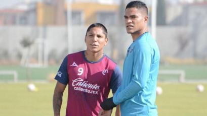 Irven Ávila y Alexi Gómez están habilitados para debutar en la Liga MX