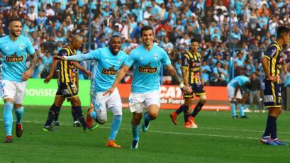 Sporting Cristal venció a Sport Rosario en la última fecha del Torneo Apertura