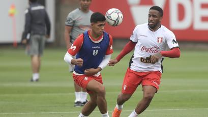 Selección Peruana completó el segundo día de trabajos en la Videna