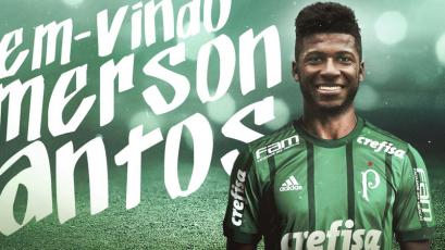 Palmeiras ya tiene al sustituto de Yerry Mina