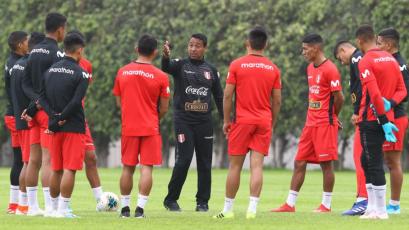 Selección Peruana Sub-23 quedó lista para enfrentar a Colombia: así formaría la bicolor