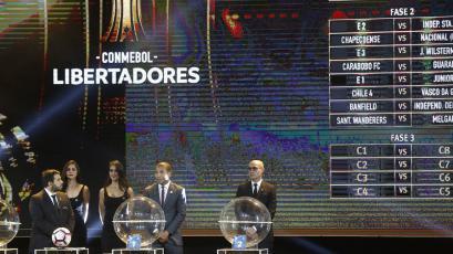 Copa Libertadores: Los grandes ausentes de la edición 2018