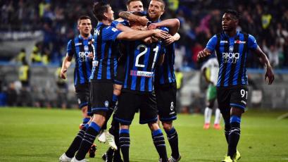 Atalanta confirma una temporada histórica clasificando a la Champions League