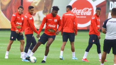 Selección Peruana: los pormenores del segundo día de práctica de cara a los amistosos (VIDEO)