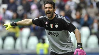 Copa Italia:  Juventus no contará con Buffon para el derby de Turín