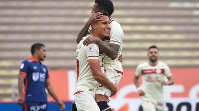 Liga1 Betsson: Universitario goleó 3-0 a César Vallejo por la fecha 14 de la Fase 2 (VIDEO)
