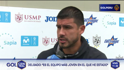 Erick Delgado: