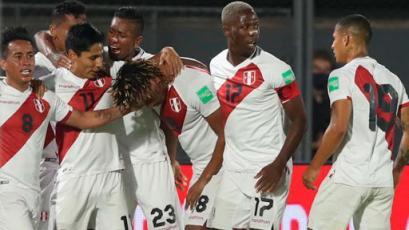 Selección Peruana se mantiene en el puesto 25 del ranking FIFA