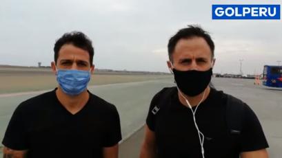 Carlos A. Mannucci: Pablo Peirano y Diego Guastavino vuelven a Uruguay (VIDEO)