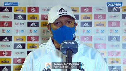 Roberto Mosquera: