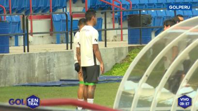 Selección Peruana: así fue el entrenamiento diferenciado de Yoshimar Yotún y Renato Tapia (VIDEO)