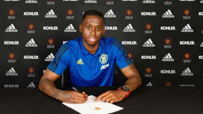 Manchester United ficha a Aaron Wan-Bissaka
