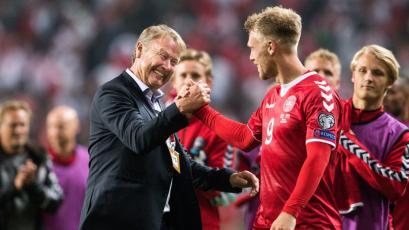 Dinamarca, la selección que más avanzó en el ranking mundial