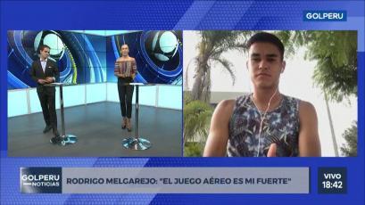Rodrigo Melgarejo: