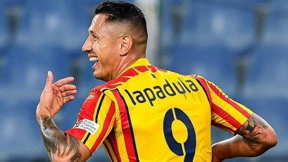 Selección Peruana: ¿Cuándo llega Gianluca Lapadula a Lima?