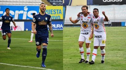 Liga1 Movistar: ¿Cómo llegan Sporting Cristal y Ayacucho FC a la final de al Fase 2?