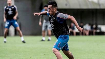 Christian Cueva: estos clubes buscan su préstamo, pero Santos quiere venderlo