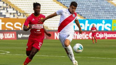 Liga1 Movistar: Deportivo Municipal empató a cero con Sport Huancayo por la fecha 1 de la Fase 2