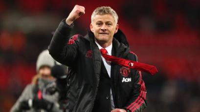 Manchester United se impone ante Brighton y continúa imparable
