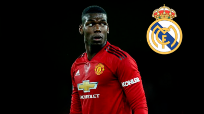 Paul Pogba se acerca al Real Madrid