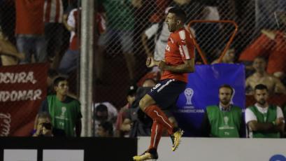 Independiente venció a Flamengo en la primera final de la Copa Sudamericana